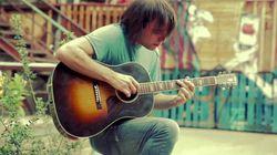 어쿠스틱 기타 연주로 듣는 마이클잭슨의 'Beat