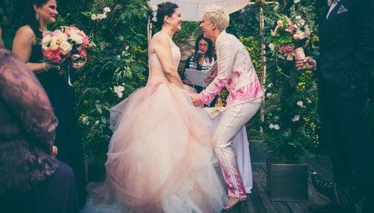 허핑턴포스트가 모은 최고의 동성결혼 사진