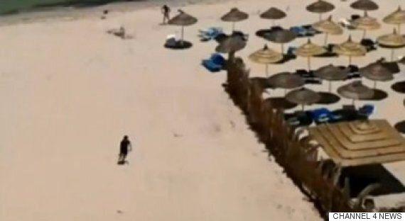 38명의 목숨을 앗아간 IS의 튀니지 해변 학살극 동영상이