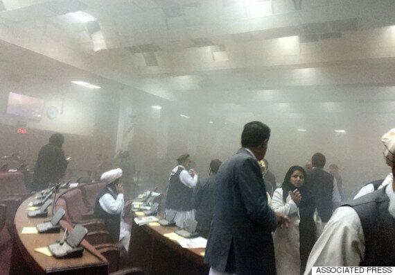 탈레반 아프가니스탄 의회 자살 폭탄 테러의