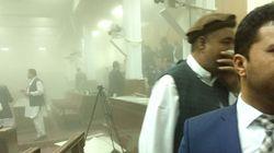 탈레반, 아프가니스탄 의회 자폭 테러의