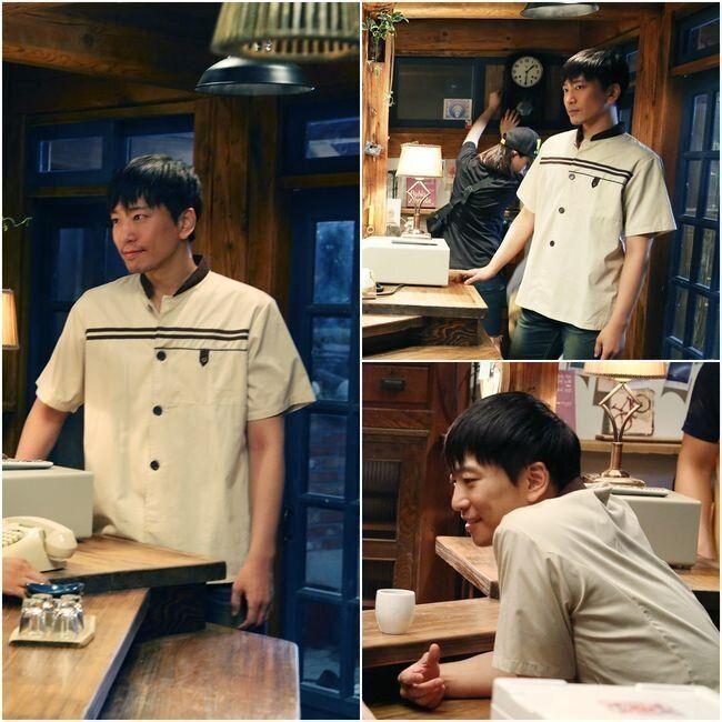강두, '심야식당' 스페셜 게스트