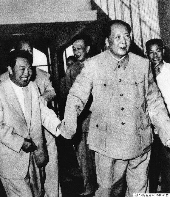 마오쩌둥은 한국전쟁 참전을