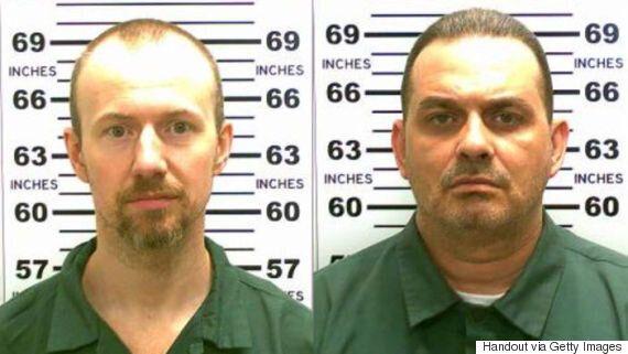뉴욕 교도소 탈옥극이 22일만에