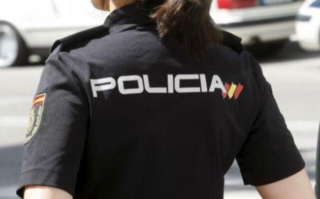 Imagen de archivo de una agente de la Policía