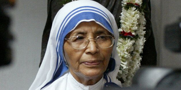 Sister Nirmala, Superior General of the Missionaries of Charity, the order founded by Mother Teresa,...