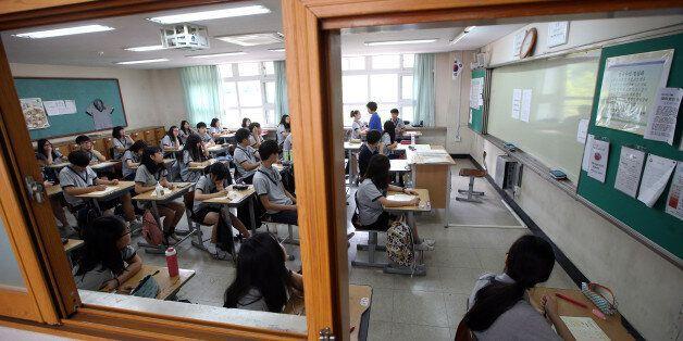 2015개정교육과정 추진, 급브레이크를