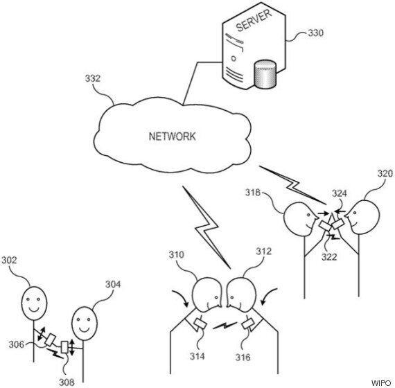 애플, 악수로 데이터 주고 받는 애플워치 특허