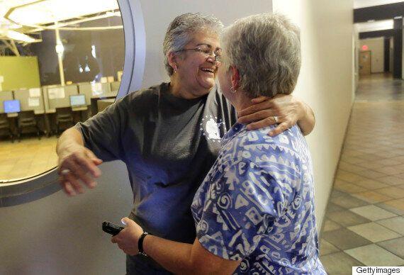 미국 연방 대법원 '미 전역서 동성결혼 합헌' 역사적 결정을