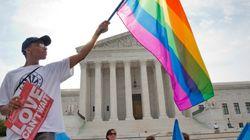 미 연방 대법원 '미 전역서 동성결혼