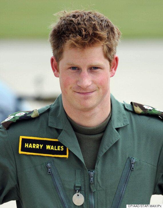 영국 해리 왕자, 10년간 군 복무 마치고 공식