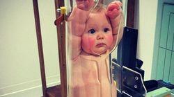 아기 전용 X-레이 기계는 이렇게 생겼다(사진,