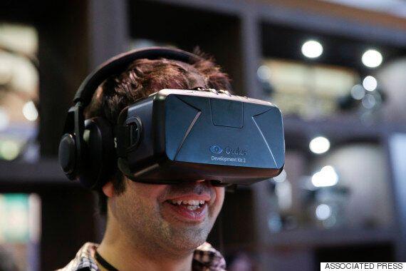 차세대 플랫폼 가상현실(VR) 혁명이
