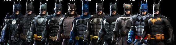 게임으로 돌아온 배트맨 │ 76년 역사의 향연에 직접