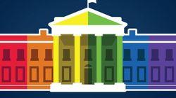 오바마와 팀 쿡, 샘 스미스 등 전 세계 유명인들의 동성결혼 합헌 축하