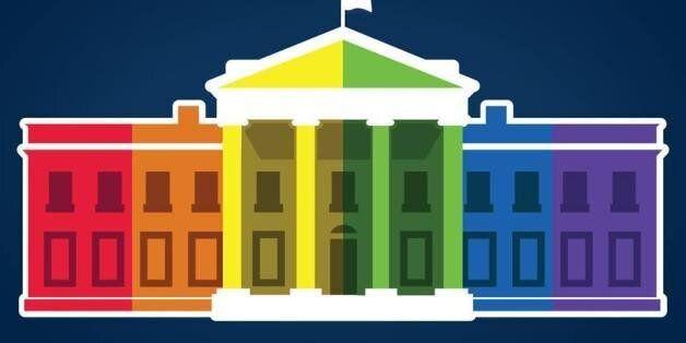 오바마와 팀 쿡 등 전 세계 유명인들의 동성결혼 합헌 축하