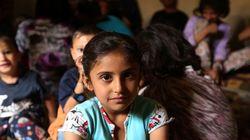 야지디족, 'IS 성노예 피해' 딸들을 따뜻하게