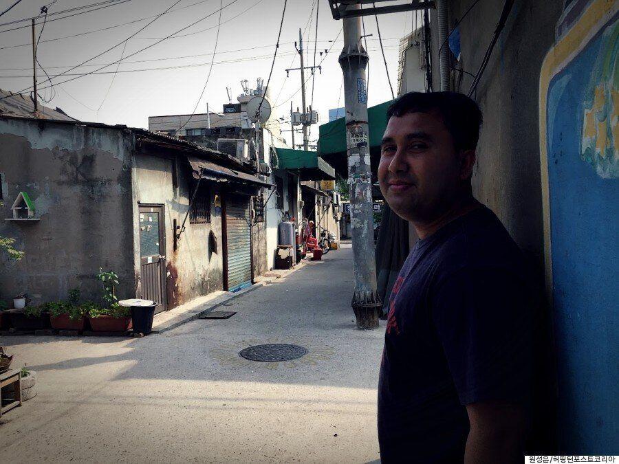 [허핑턴포스트코리아 인터뷰] 알 마문 AMC 팩토리 활동가