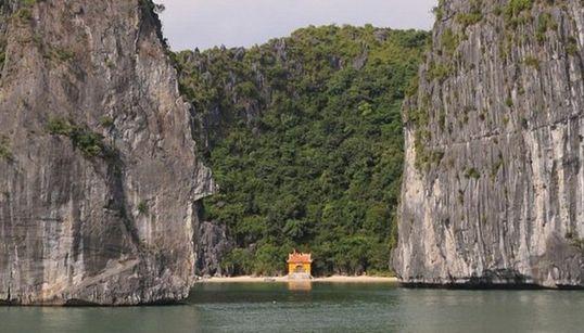 [월트포스트그램] 베트남의 극적인 풍경을