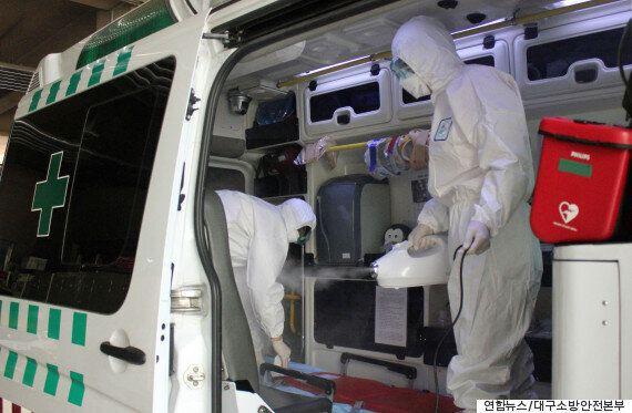 첫 4차 감염자 발생 : 메르스 환자 12명