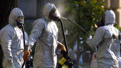 미군, 영국에도 살아있는 탄저균