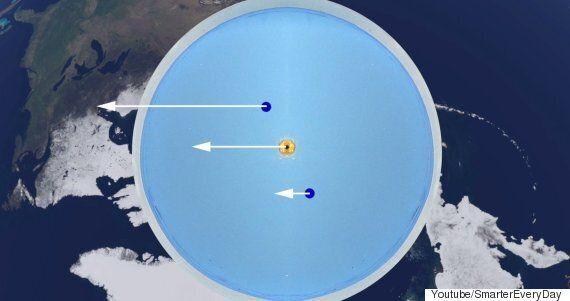 정말 북반구와 남반구의 변기 물은 다른 방향으로