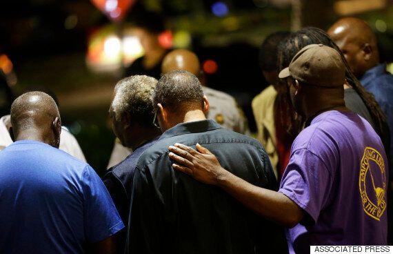 미국, 사우스캐롤라이나 찰스턴의 흑인 교회에서 총기 난사로 9명 사망(사진,