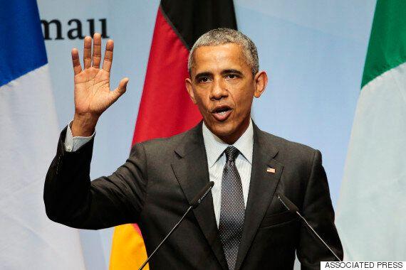 오바마가 'IS 격퇴 완벽한 전략 아직 없다'고