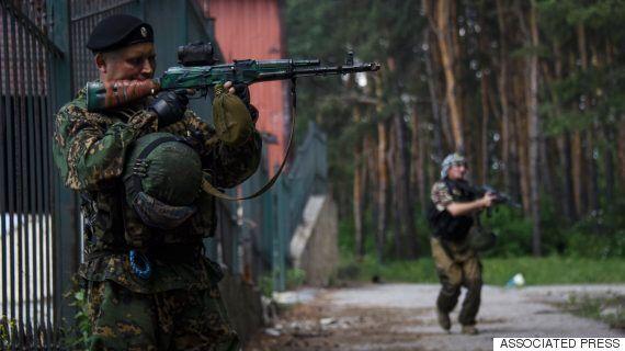 서방 vs 러시아 : 우크라이나 동부 교전 재개 책임 공방이 가열되고