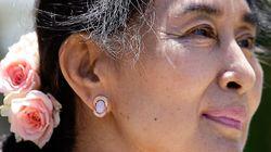 로항야족 탄압에 대한 아웅산 수치의 침묵을 참을 수 없는