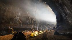 세계 최대 동굴 내부를 찍은 28장의 사진이 당신의 입을 벌어지게 할