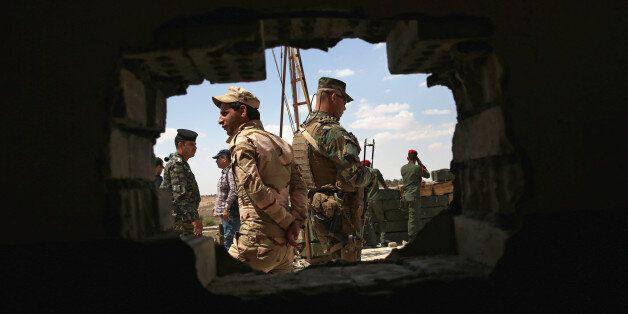 시신 600구 발견된 IS 최대의 학살