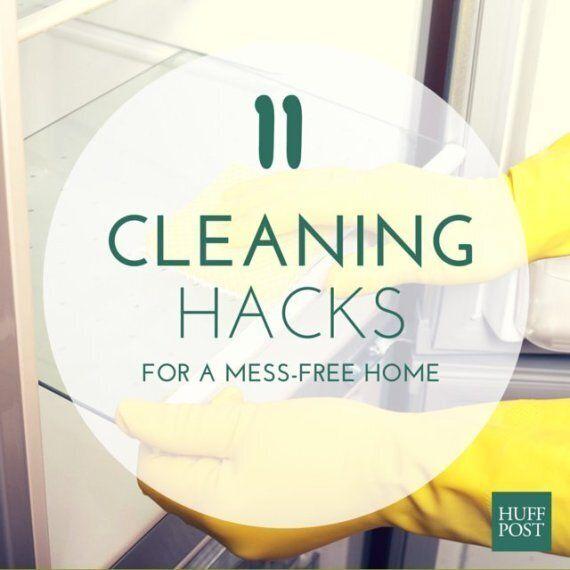 시간과 돈을 아낄 수 있는 집 청소 팁