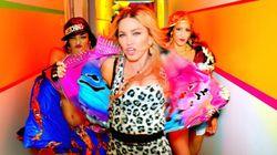 마돈나 새 뮤비 'Bitch I'm Madonna'는 셀러브리티 카메오로