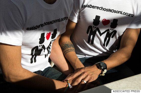 멕시코 대법원, 동성 결혼