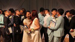 알리바바, 중국 LGBT 커플들을