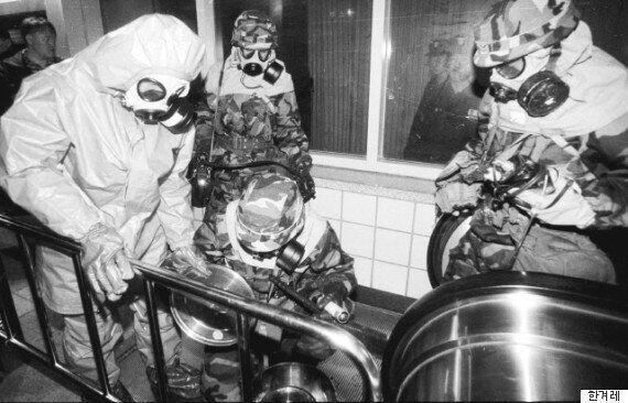 오산 공군기지에 택배로 탄저균이 들어와도 우리는 안전한