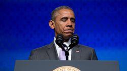 오바마의 굴욕 : 하원 TPP 법안