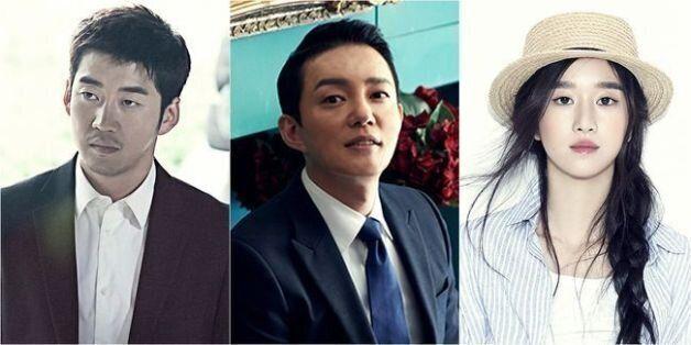 이범수·윤계상·서예지, JTBC '라스트' 라인업