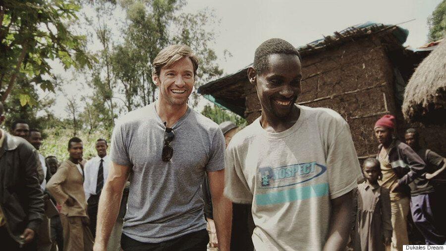 휴 잭맨이 자신의 커피 브랜드로 전 세계 빈곤을 해결하려