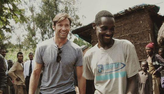 휴 잭맨은 자신의 커피 브랜드로 전 세계 빈곤을 해결하고
