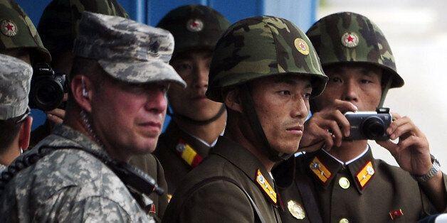 북한군 1명, 군사분계선 넘어