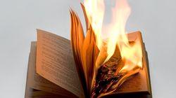 정부, 도서관에 황당한 '분서갱유' 강요하고