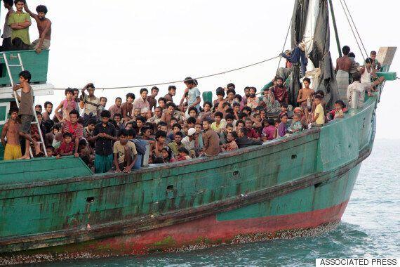 로힝야족 공중 수색 11일 종결한다, 그리고 미얀마는 책임을 회피하고