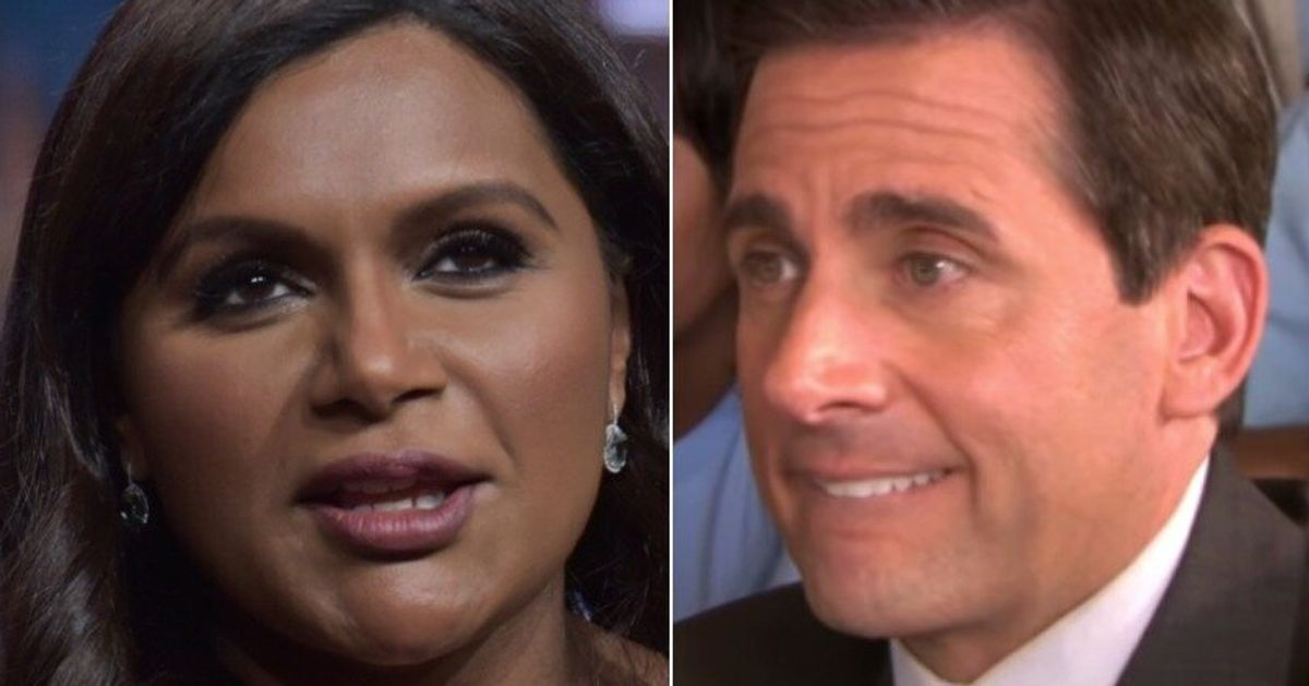 Mindy Kaling Imagines What Michael Scott From 'The Office' Would Be Doing Now