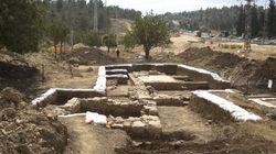 고속도로 건설현장에서 발굴된 1500년 전 비잔틴