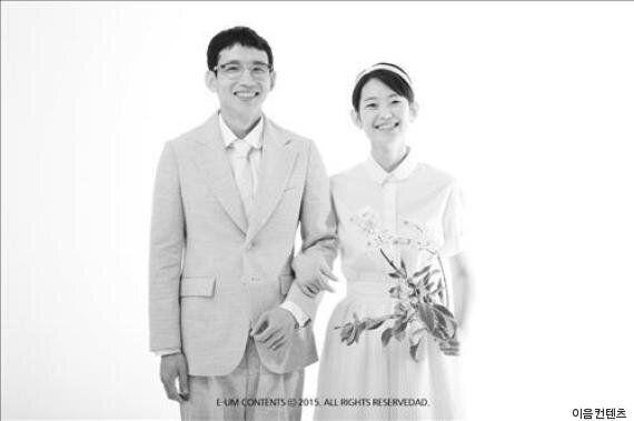 '작은 결혼식' 선택한 연예인 커플