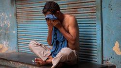 최고 48도 인도 폭염으로 닷새간 500여명