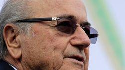 블래터, 미국의 FIFA 부패 수사를