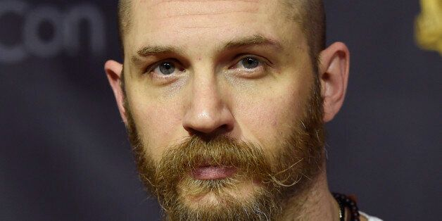 Tom Hardy, a cast member in the upcoming